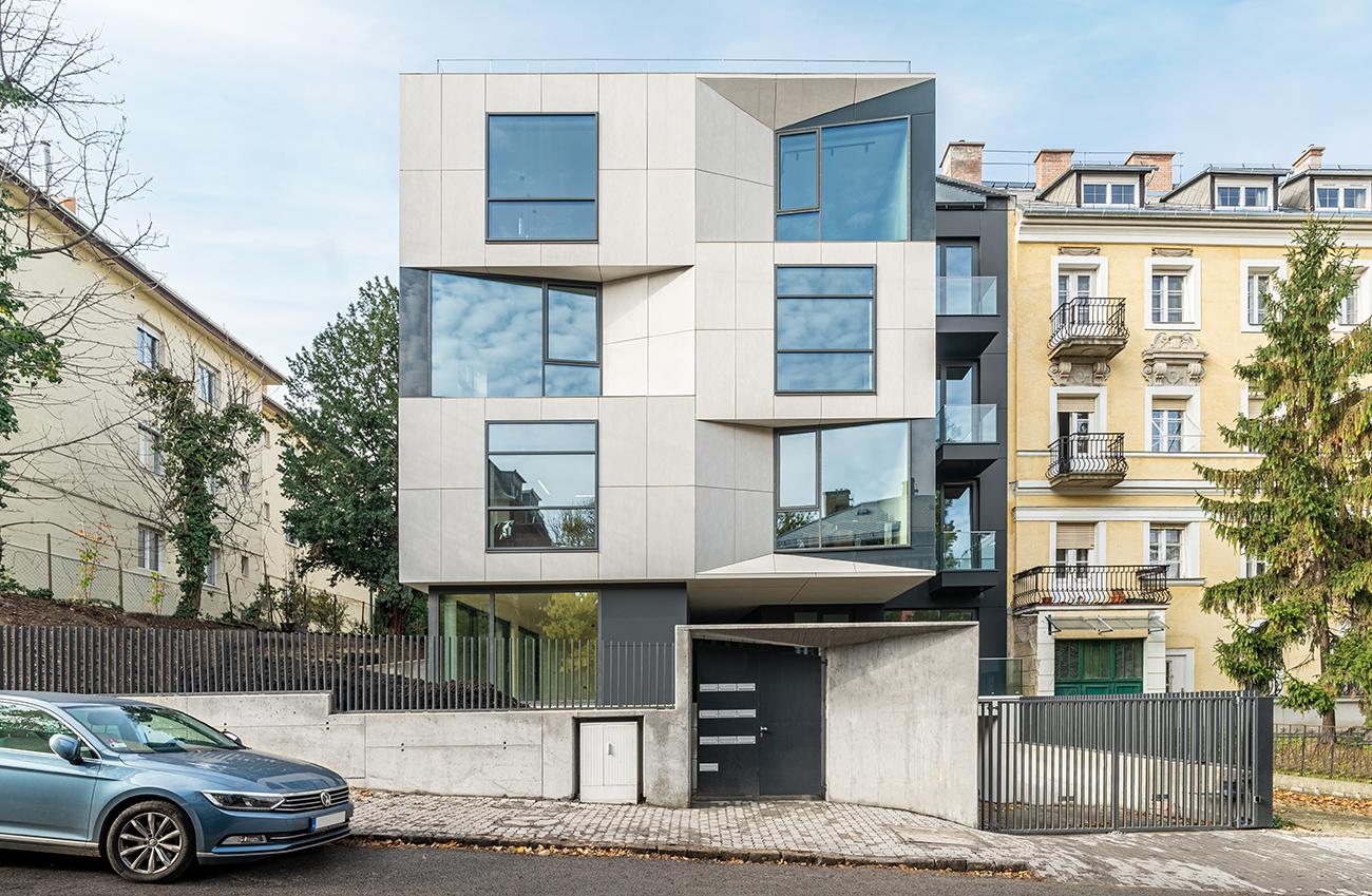 Törpe utcai 10 lakásos társasház