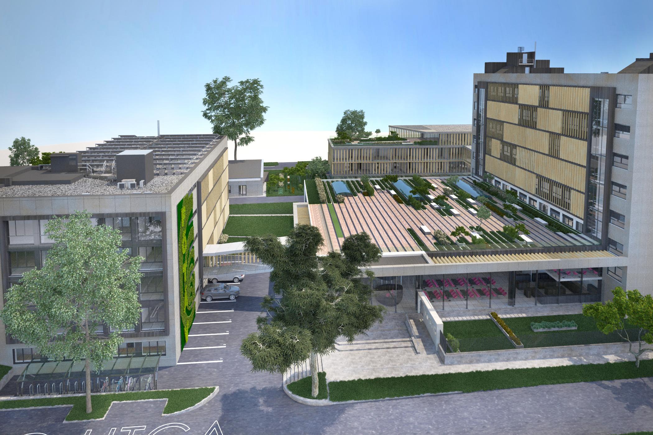 TÉRALKOTÓ Építész Stúdió_FŐTÁV Központi Telephely