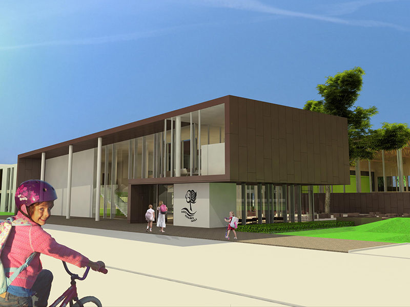 TÉRALKOTÓ Építész Stúdió_Általános Iskola, Algyő